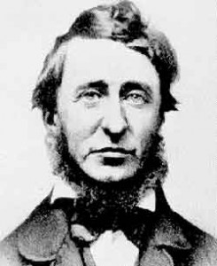 Henry David Thoreau, el blog del single