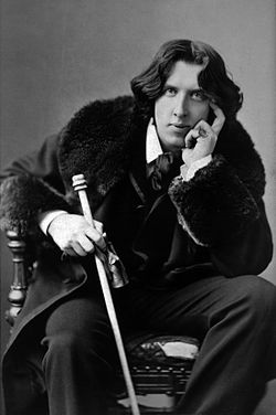Oscar Wilde, El blog del single