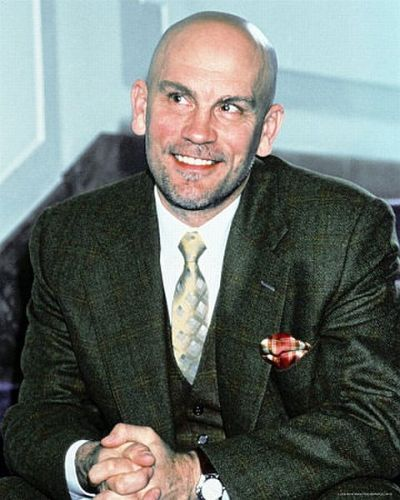 John Malkovich, top 10 calvos famosos y sexys, el blog del single