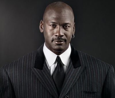Michael Jordan, top 10 calvos famosos y sexys