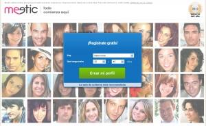 Páginas de contactos, amistad, amor y sexo, blog del single
