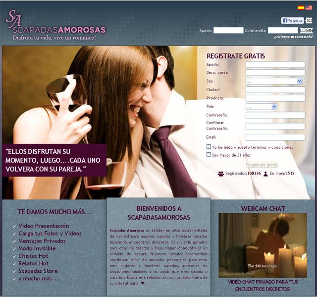 Scapadas amorosas, casadas infieles, el blog del single