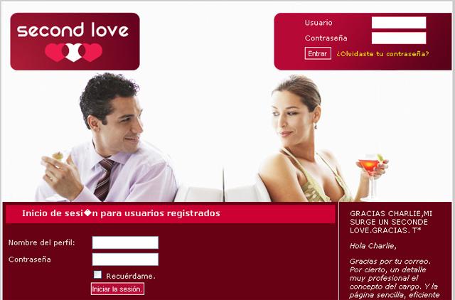 Second Love, casadas infieles, el blog del single