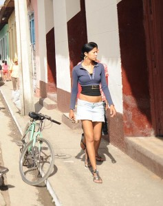 Chica cubana 1