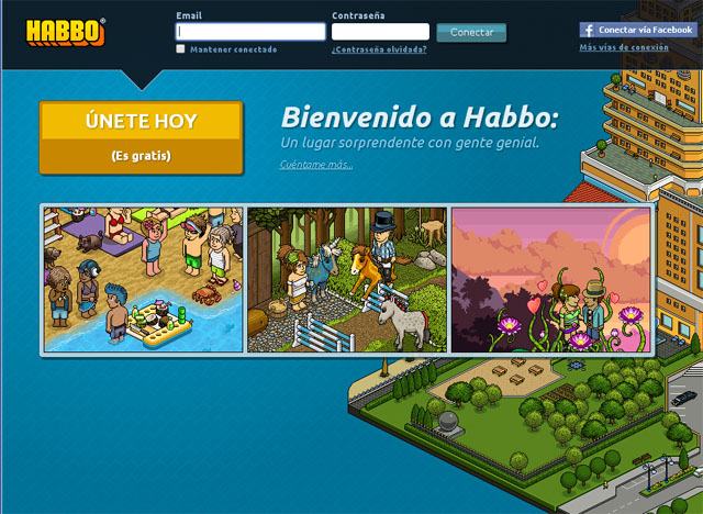 Habbo, chat virtual, Single Life