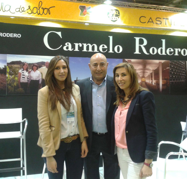 Carmelo Rodero, Salón de Gourmets, Single Life