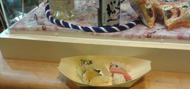 Stand Japón, Salón de Gourmets, Single Life