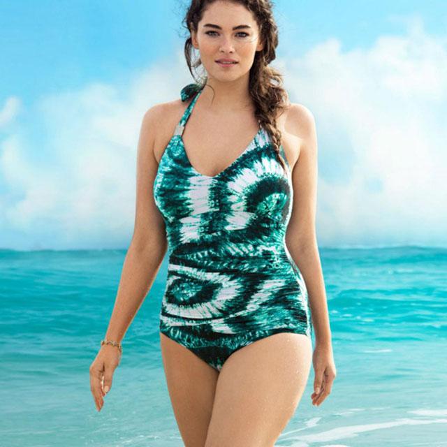 Jennie Runk, Las diez modelos de talla grande más sexys de 2014