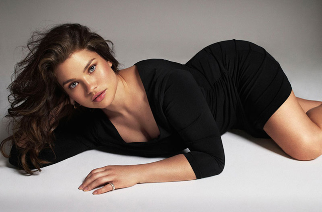 Tara Lynn, Las diez modelos de talla grande más sexys de 2014