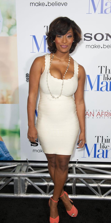 Toccara Jones, Las diez modelos de talla grande más sexys de 2014