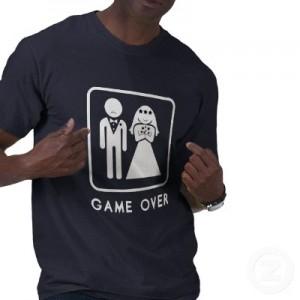 Camisetas despedida de soltero, Single life punto es