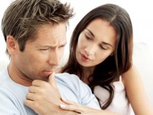 Mujer escucha a un hombre, blog del single