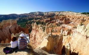 Mirador Bryce Canyon Utah, viajes y vacaciones singles