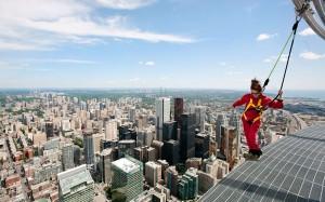 Miradores CN Tower en Toronto, viajes y vacaciones singles