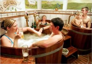 Restaurantes originales Beer and Spa Blog del Single