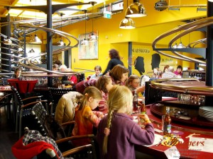 Restaurantes originales baggers blog del single