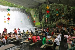 Restaurantes raros villa escudero blog del single