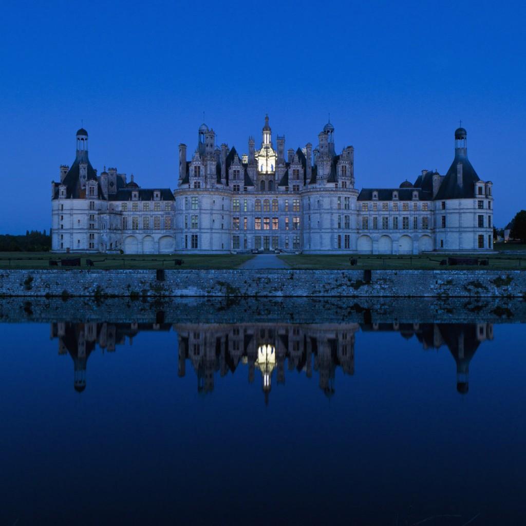 Castillos del mundo Chambord
