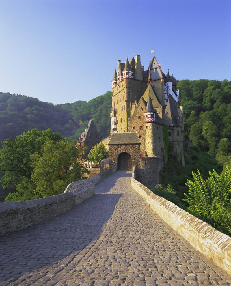 Castillos del mundo, Eltz, Alemania