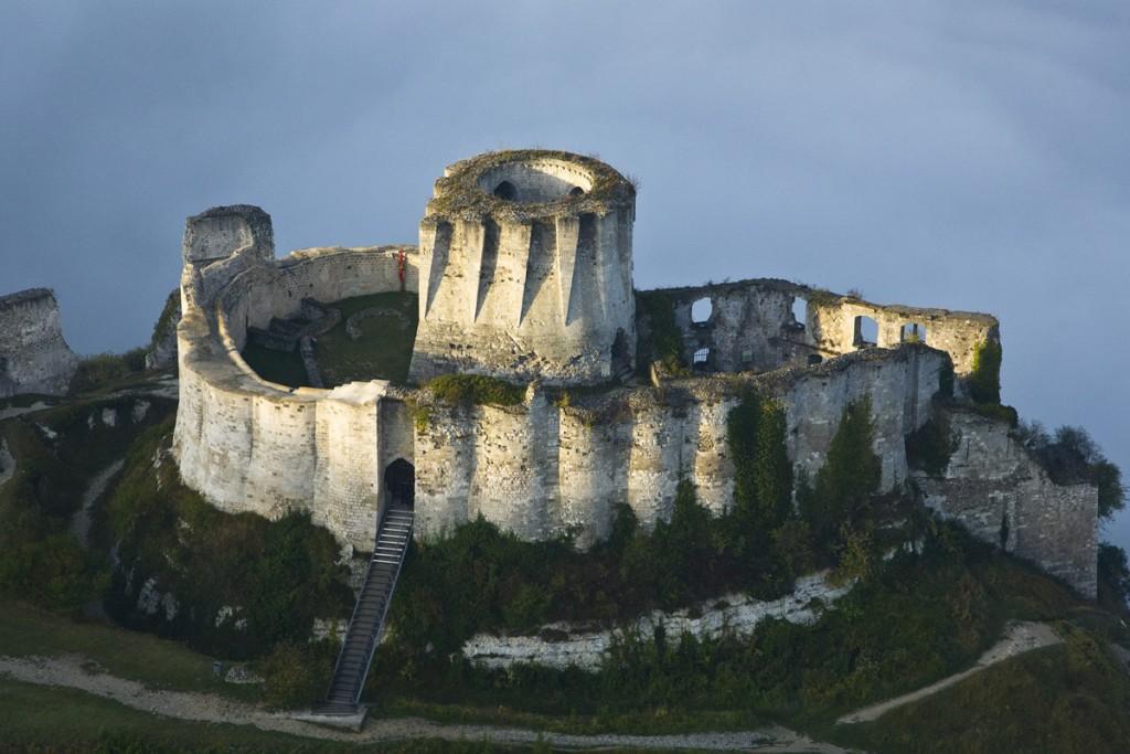 Castillos del mundo Gaillard