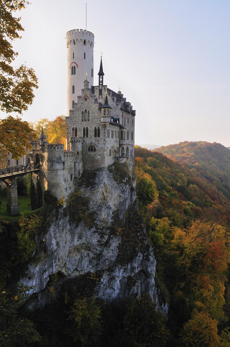 Castillos del mundo Liechtenstein