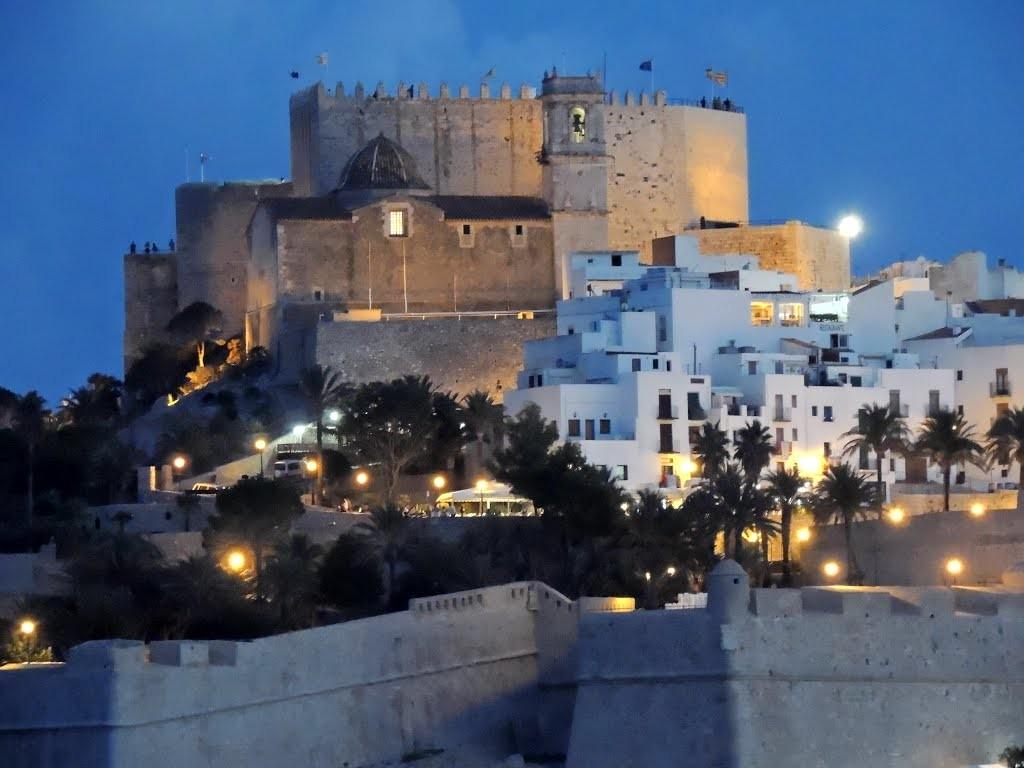 Castillos del mundo Papa Luna