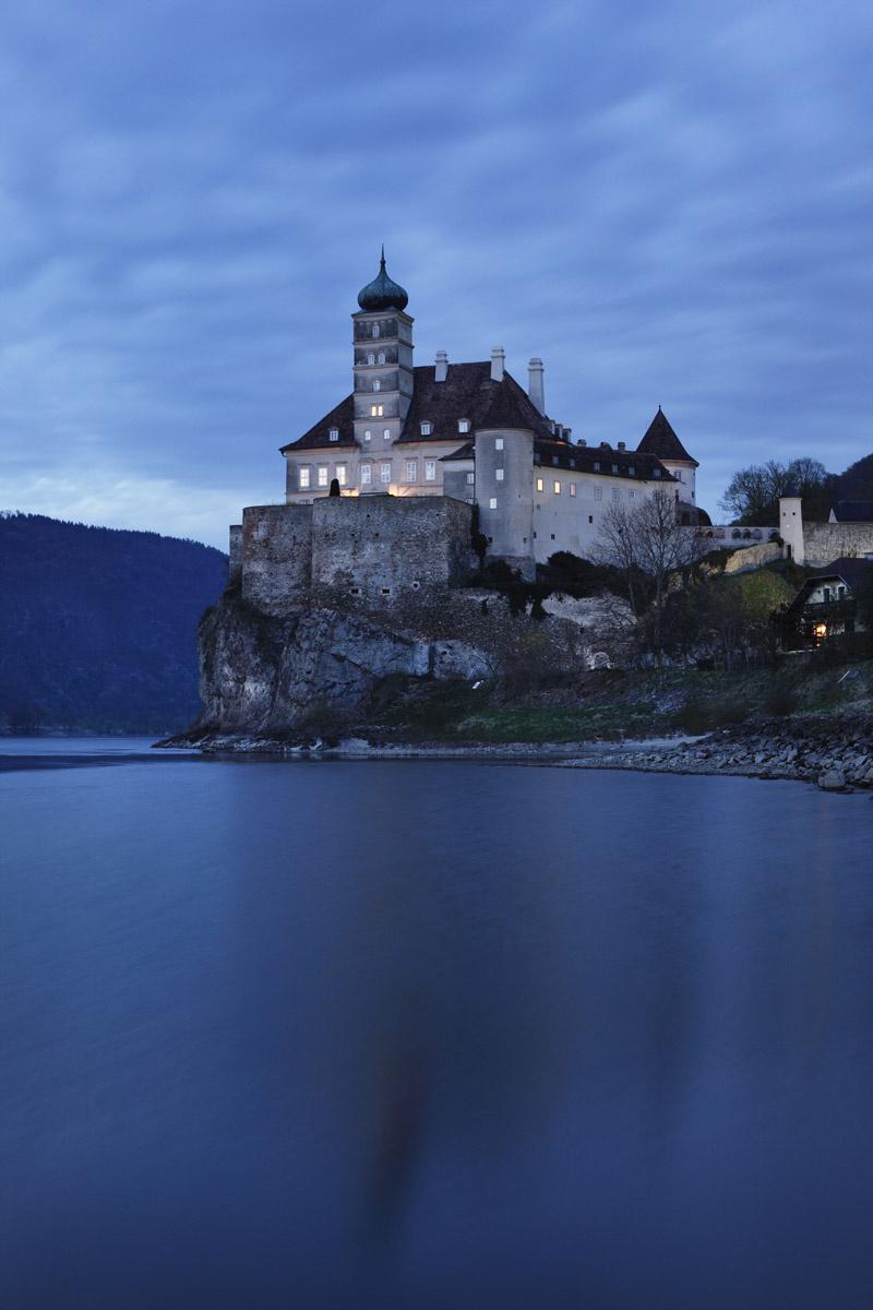 Castillos del mundo Schönbühel