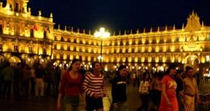Fiesta nocturna Salamanca