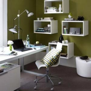 La oficina en casa, muebles de oficina, Single Life es