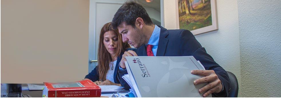 Serrano abogados, abogados de familia