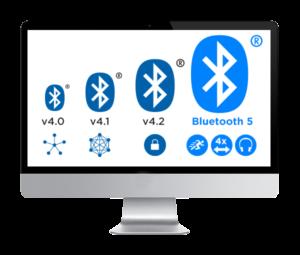 Evolución del Bluetooth