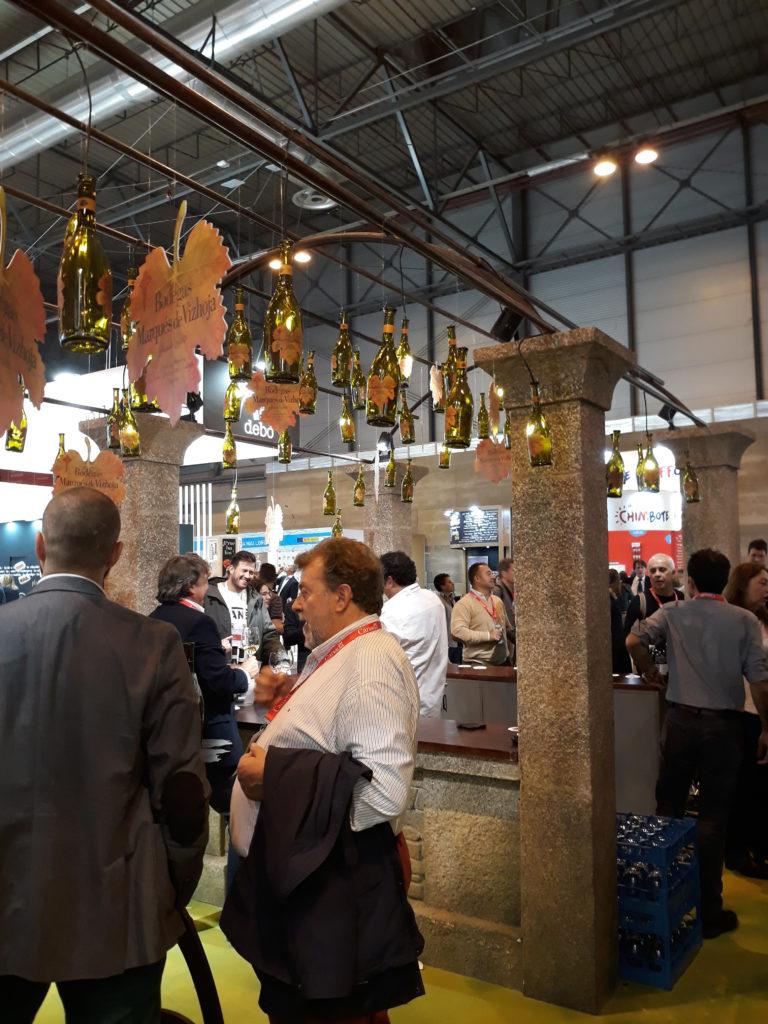 Bodegas Marqués de Vizhoja, 33 Salón de Gourmets 2019 Blog del soltero