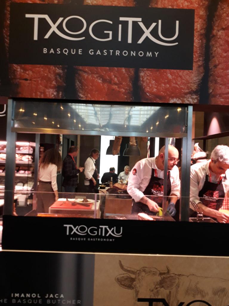 Stand de Txogitxu, 33 Salón del Gourmet 2019, blog del soltero