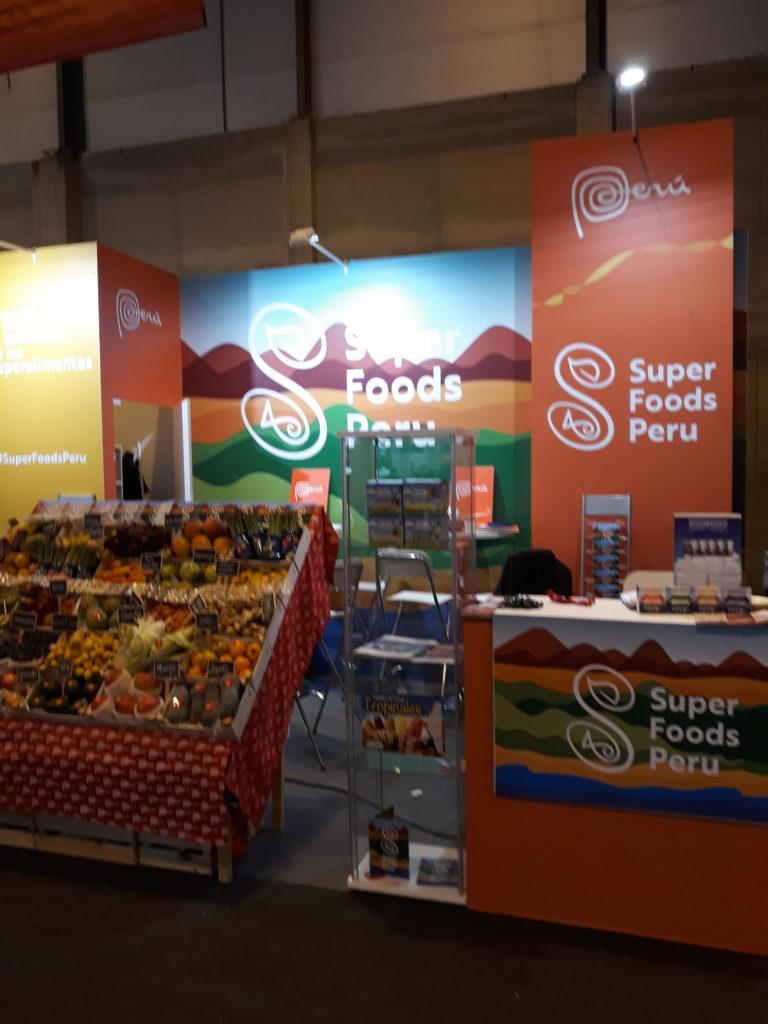 Super alimentos Peru 33-Salón del Gourmet 2019