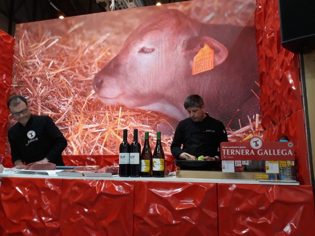 Vaca gallega Buey gallego, 33 Salón del Gourmet 2019 blog del soltero