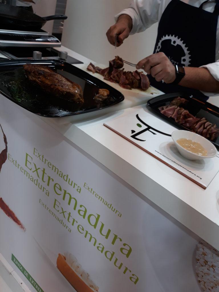 Ternera extremeña, 33 Salón del Gourmet 2019 blog del soltero