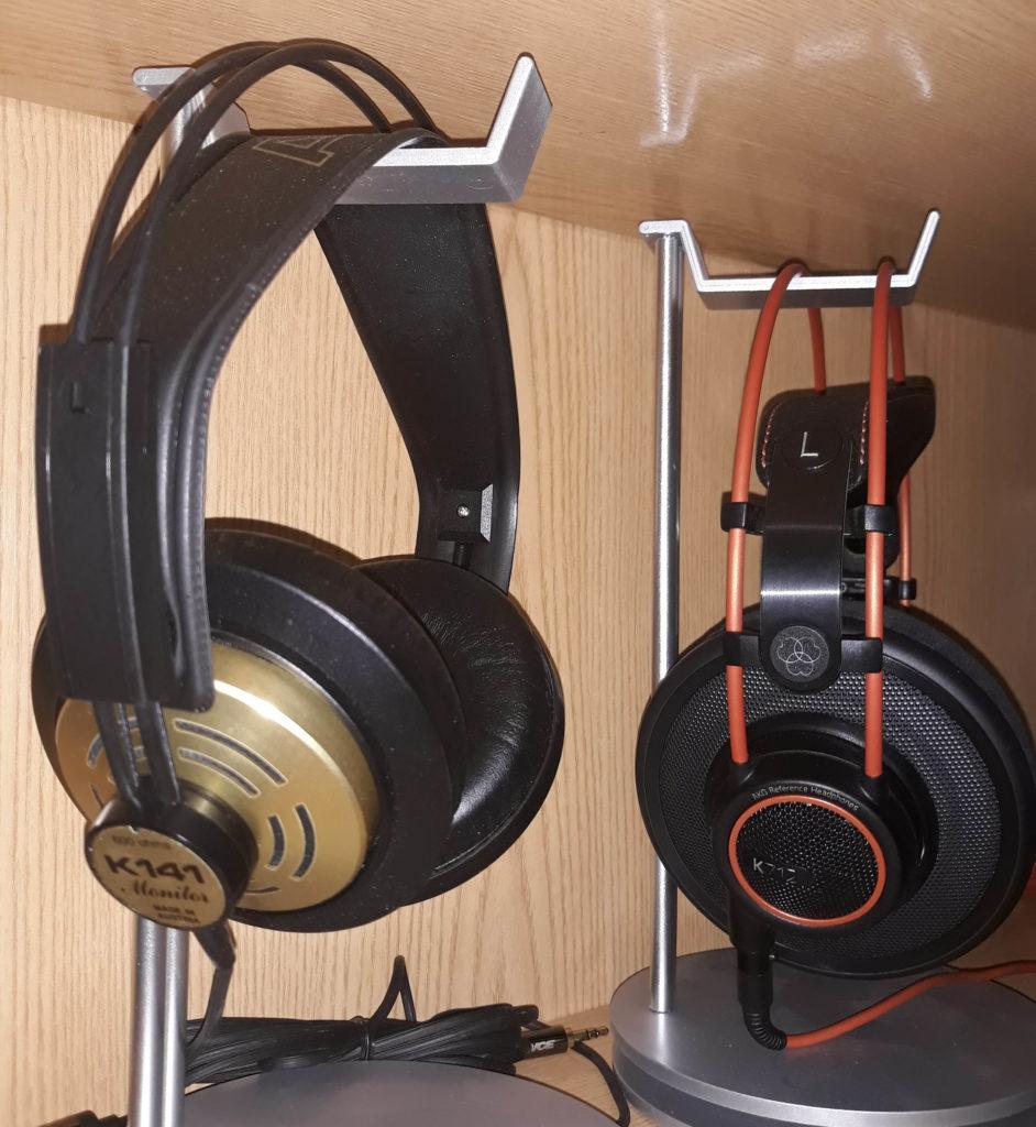 AKG K141 Monitor vs AKG K712 Pro