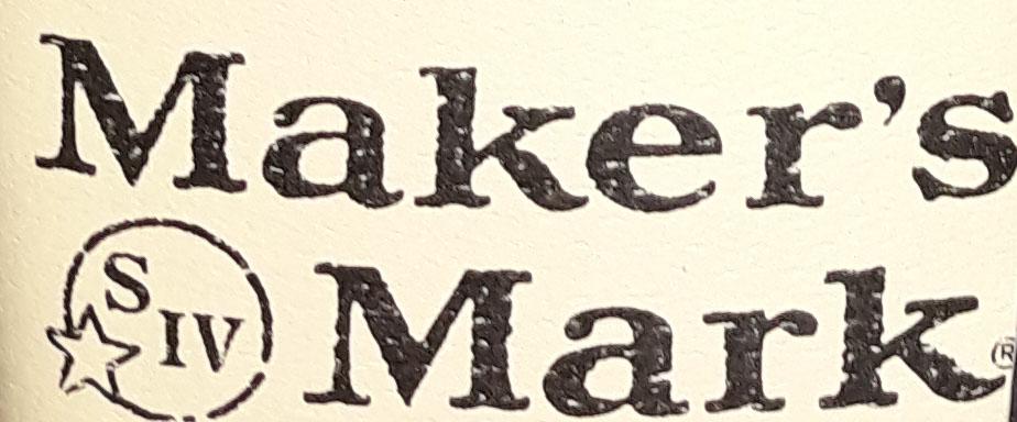 S IV Makers Mark bourbon